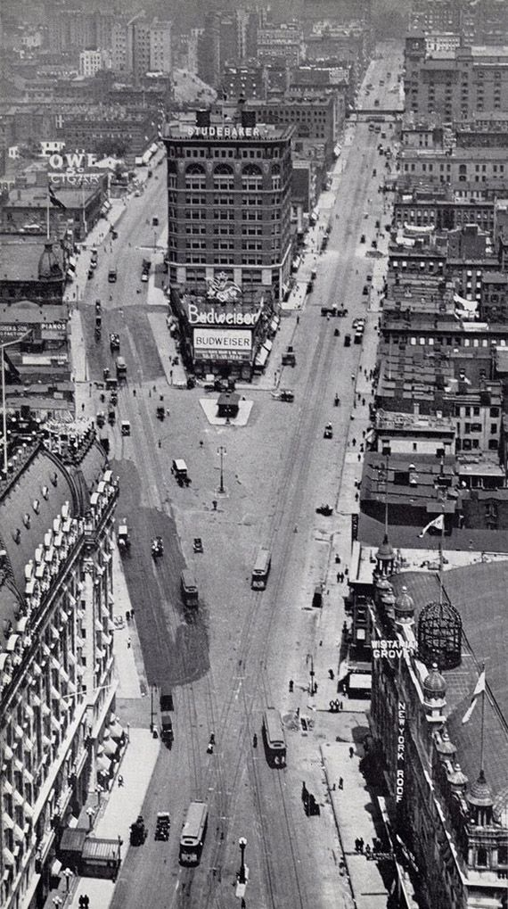 Times Square, 1905.