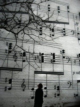 Music sets you free, it helps me breath and helps me see, it will always be there for me.