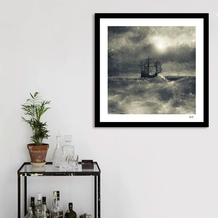 Giclee art print on heavyweight Fine Art paper, 310gsm, acid-free, 100% cotton…