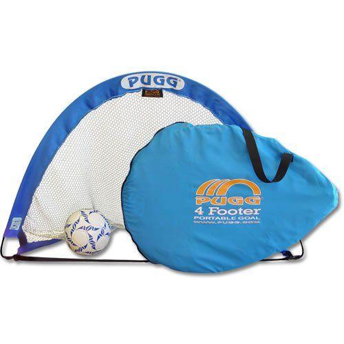 Pugg Soccer Goal - http://weloveourpugs.net/?product=pugg-soccer-goal