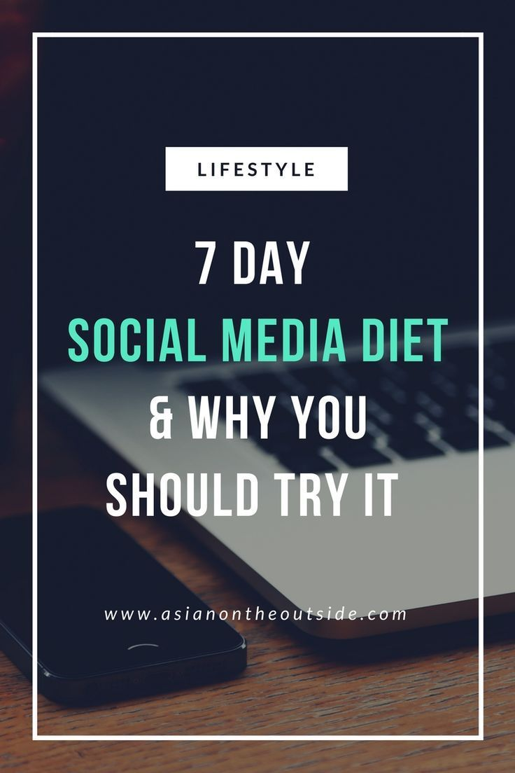 What I learned after 7 days of no social media! Why you should definitely try this too.