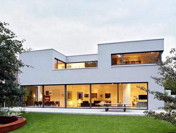 Architekt Georg Döring - woonhuis Düsseldorf