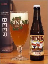 Bink Blond - Brouwerij Kerkom, Sint Truiden, België - Beoordeling GGOB 5,9. Eigen beoordeling: 7