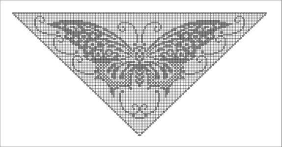 Vlinder stola