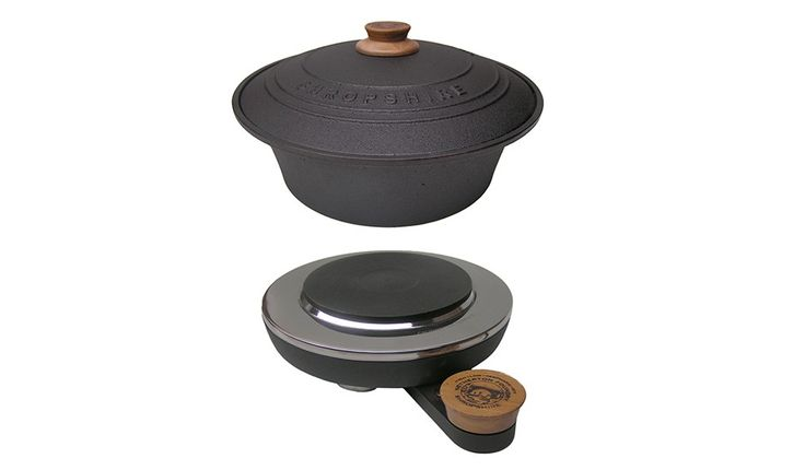 Slow Cooker & Heating Base by Netherton Foundry | MONOQI