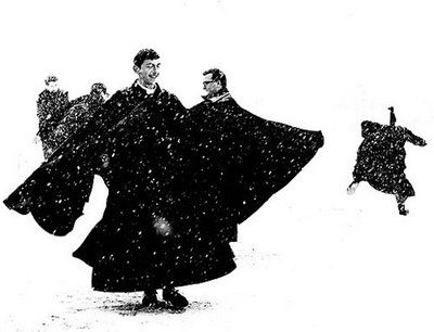 More than just wine: Photographs by Mario Giacomelli