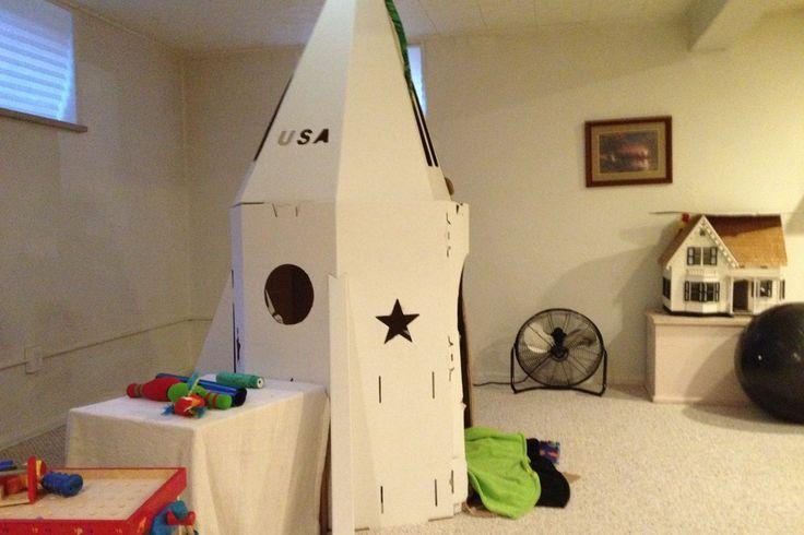 DIY Cardboard Creations