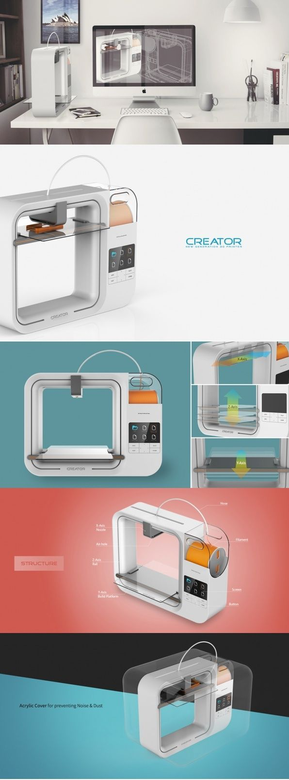 Unique D Printer Designs Ideas On Pinterest D Printer - 5 facts didnt know 3d printers yet