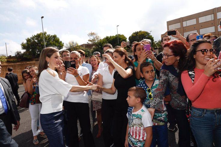 Foro Hispanico de Opiniones sobre la Realeza: Visita a la Universidad de La Laguna
