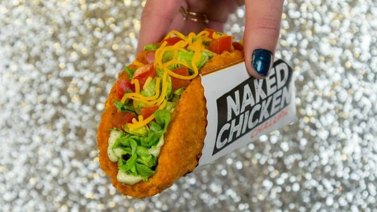 Make Your Own Naked Chicken Chalupa Because Taco Bell Is Taking Theirs Away