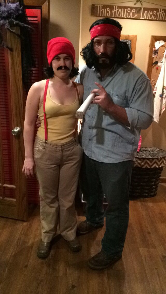 DIY Cheech and Chong couples costume!  sc 1 th 299 & 15 best Common sense to heal the land that nourishes the soul ...
