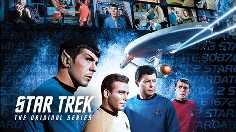 Watch Star Trek online   Free   Hulu: For William Shatner's birthday, Hulu is offering free viewing of Star Trek episodes from all 5 Star Trek shows. This is a great opportunity to introduce your kids to the whole Star Trek experience. It's also great if you're just a fan and want to watch some historic shows.