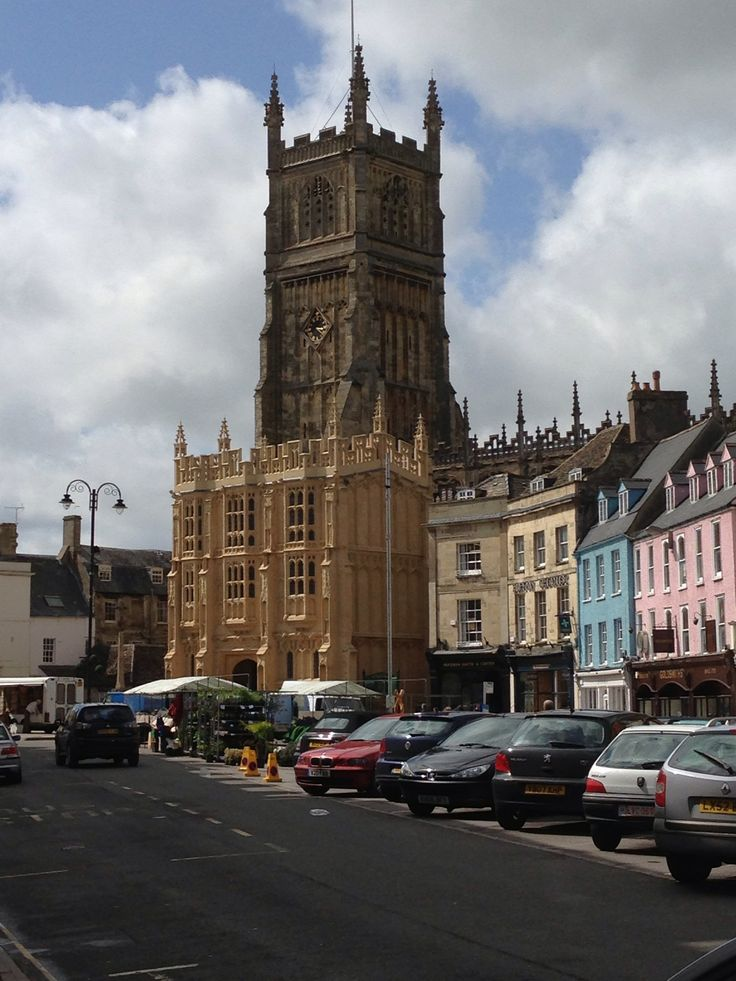 Cirencester in Gloucestershire, Gloucestershire