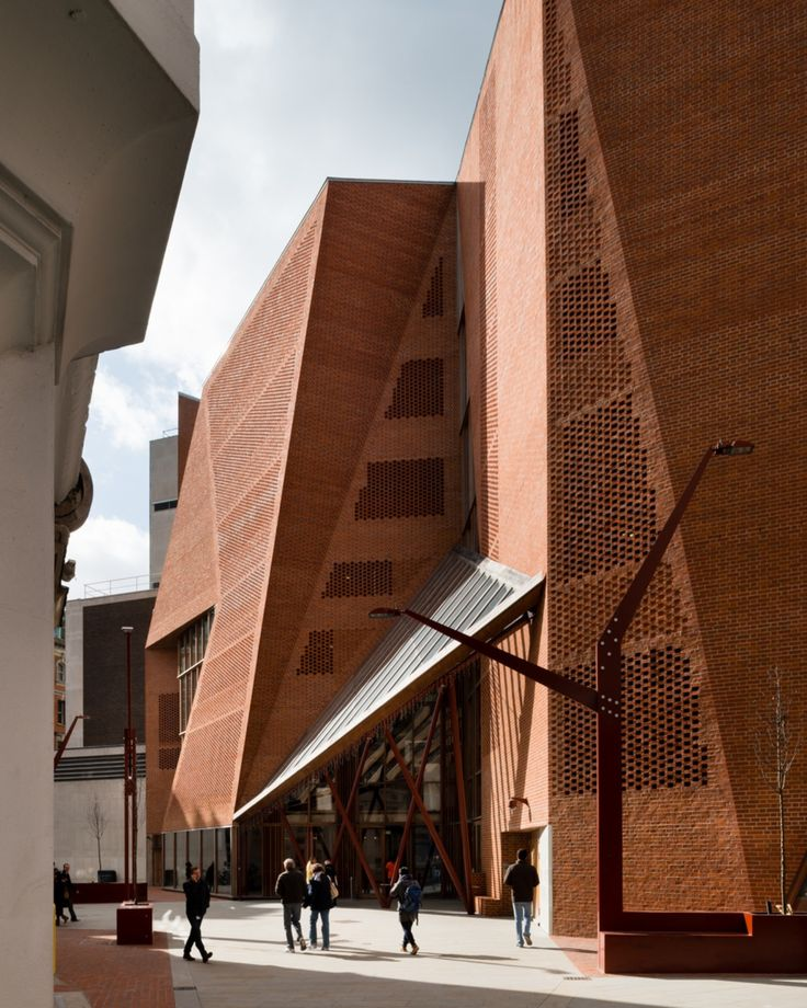 Jim Stephenson - Architectural and Interiors Photographer - LSE Student Centre / London / O'Donnell + Tuomey