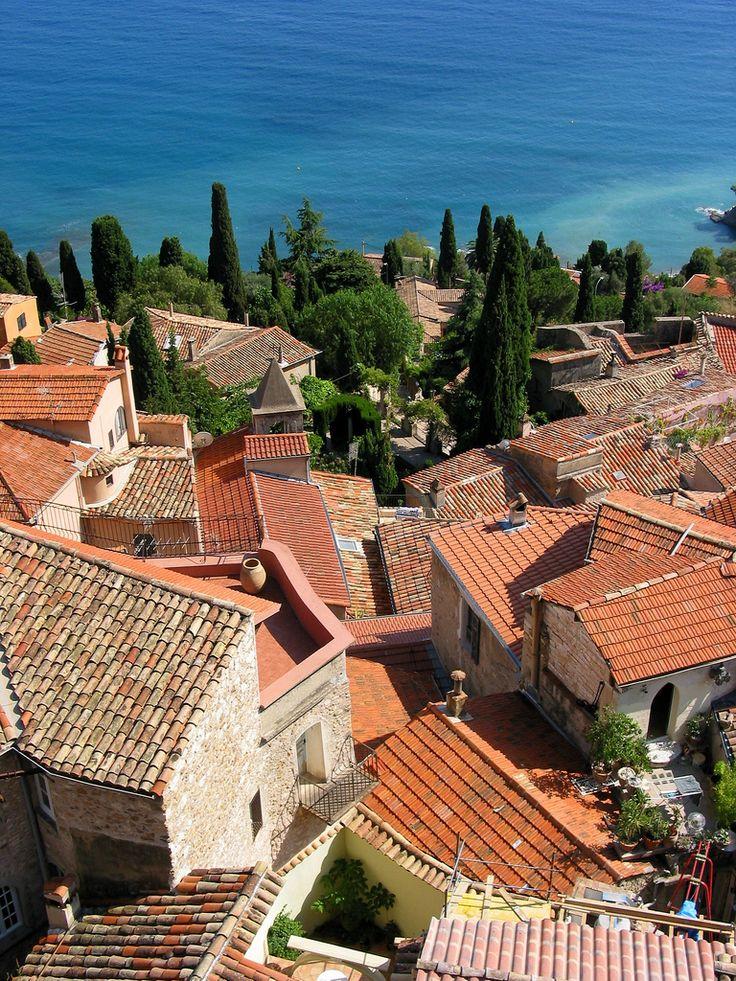 #Roquebrune-Cap-Martin on the #Riviera