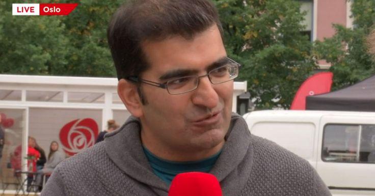 """15/09/15 Un écologiste musulman d'origine pakistanaise pourrait être le prochain maire d'Oslo, son parti étant ressorti en position de """"faiseur de roi"""" dans la capitale norvég..."""