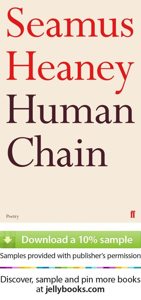 'Human Chain' by Seamus Heaney