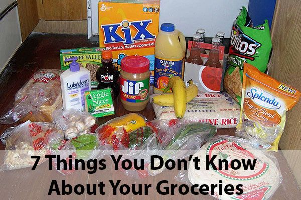 7 Things You Don't Know About Your Groceries: Buy Grocery, Food Hints, Food Ish, Cooking Basic, Food Safety, Food Storage, Eating Drinks, Crafts Activities, Food Drinks