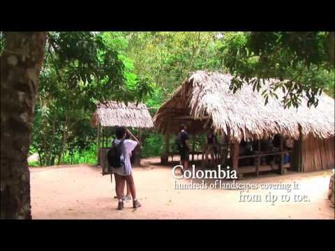 Discover the beauty of Colombia