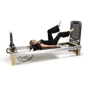 Pilates workout equipment
