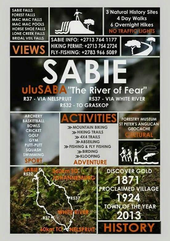 Sabie Mpumalanga