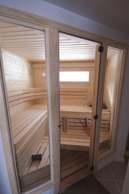 Finnleo Custom Series Sauna, North Berwick, ME purchased and designed by Oasis Hot Tub & Sauna, Nashua, NH