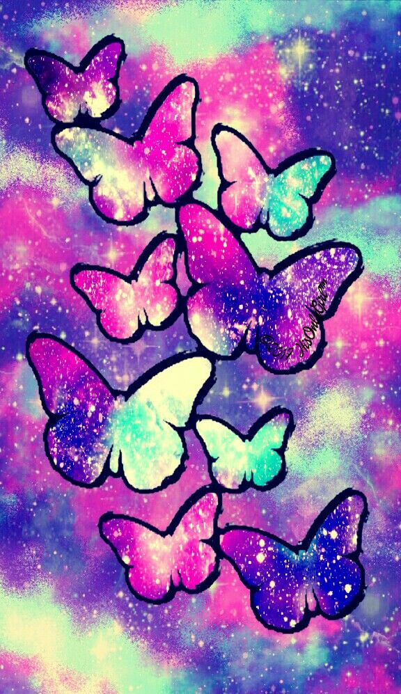 Butterfly Garden Galaxy Iphone Android Wallpaper I Created For The App Cocoppa Cocoppa Ip Unicorn Wallpaper Galaxy Wallpaper Butterfly Wallpaper Backgrounds