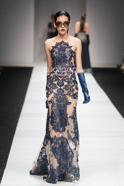 Ivan Gunawan 'Kedjora'. Jakarta Fashion Week 2015