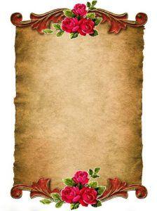 Pergamene/Parchments ~ Il Magico Mondo dei Sogni