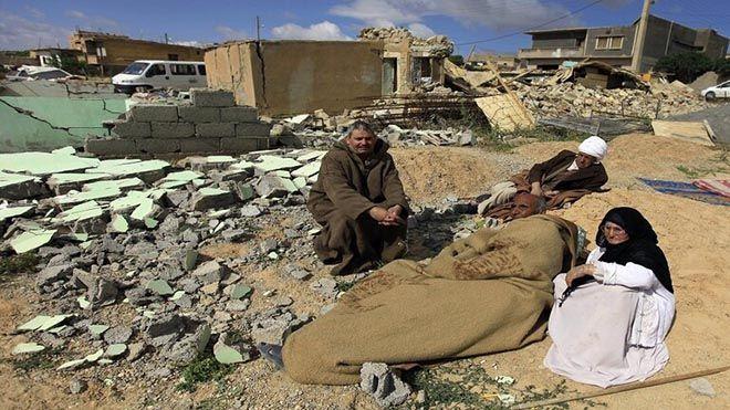 ليلة رعب تعيشها 5 ولايات في الجزائر إثر سلسلة هزات أرضية شهدت ولايات قسنطينة وجيجل وڤالمة