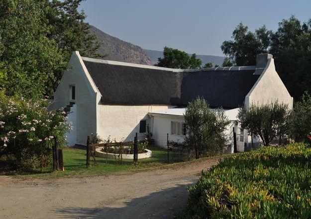 Danielskraal Farmhouse in Calitzdorp is die perfekte plek om bietjie af te skakel.