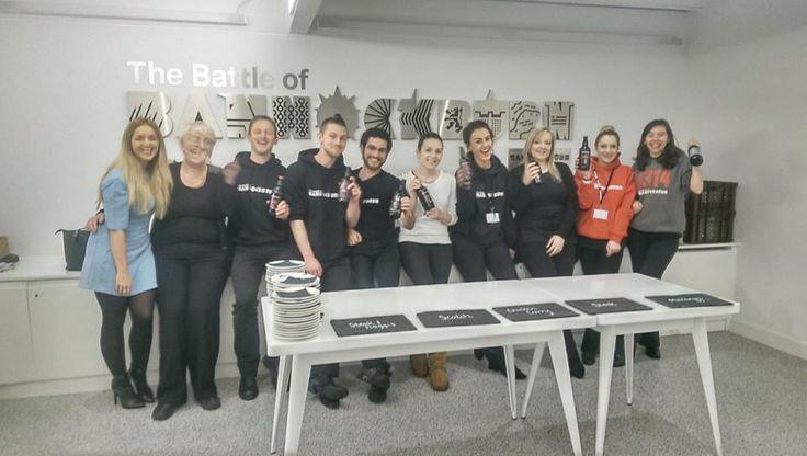 My work battle of Bannockburn won asva award top tourist attraction 2014 in Scotland!!!