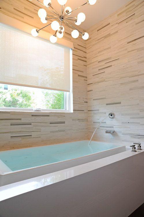 Master bathroom in the last spec house bathrooms home for Master bathroom floors