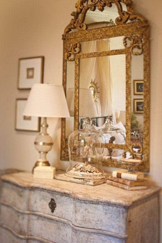 great mirrorEntry Tables, Painting Chest, Zsa Zsa Bellagio, Painting Furniture, Interiors Design, Splendid Sass, Home Decor, Favorite Chest, Mirrors Mirrors