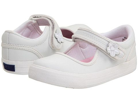 keds leather baby shoes