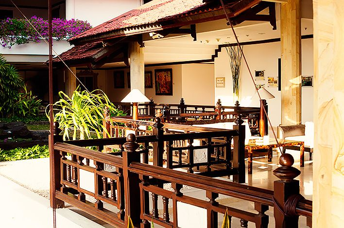 Checking in to our Nusa Dua Hotel – Sol Beach House Benoa - Bali