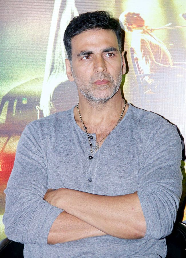Akshay Kumar I want my future hubby to look like him as a dad