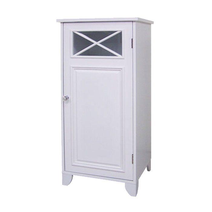Roberts Floor Cabinet With 1 Door Accent Cabinet Accent Doors Linen Cabinet Bathroom Furniture