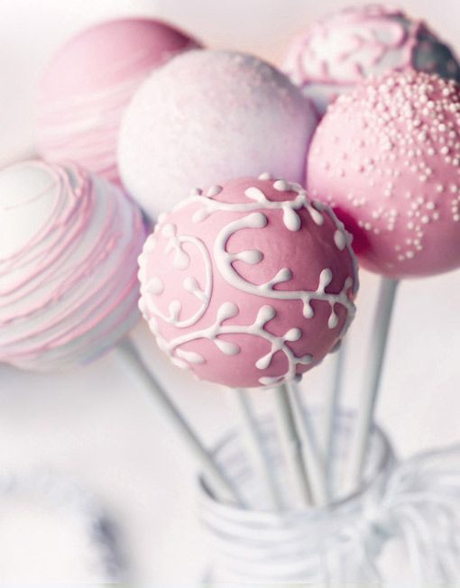 personalised-cake-pops-cakepops-wedding-pink-gift.jpg (510×652)