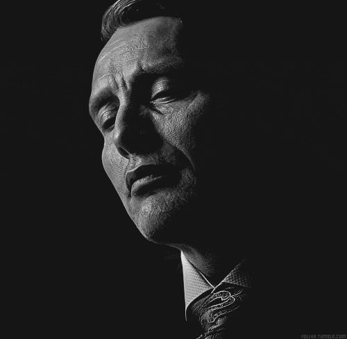 Mads Mikkelsen as Hannibal Lecter. He's so soulful and yet dead inside at the same time. It's haunting.