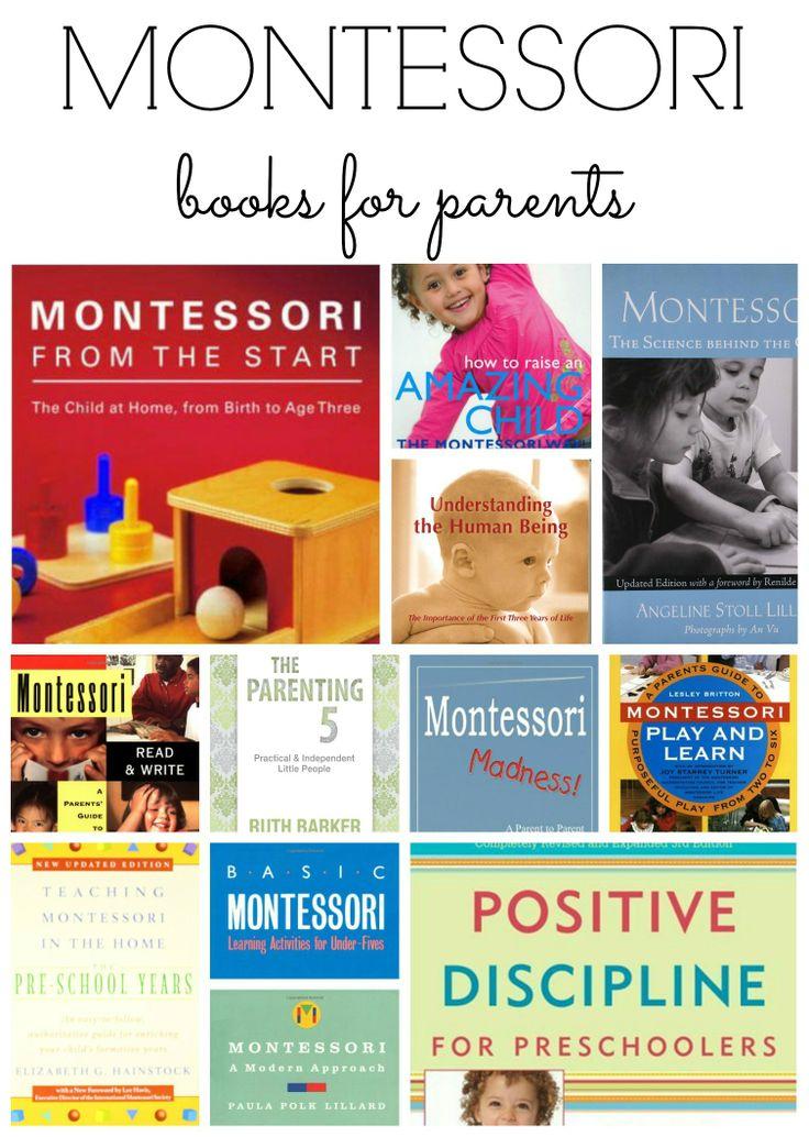 Montessori Books for Newbies and Veterans!