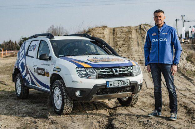 Załogi Dacia Duster Cup gotowe do rywalizacji https://www.moj-samochod.pl/Nowosci-motoryzacyjne/Zalogi-Dacia-Duster-Elf-Cup-po-pierwszym-treningu #DaciaDusterCup #DaciaDuster