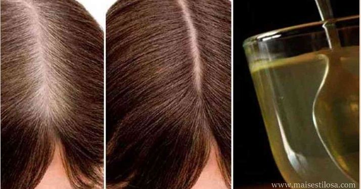 Melhor óleo caseiro para o crescimento do cabelo. Essa receita caseira faz o cabelo crescer super rápido e acaba com a queda de cabelo.