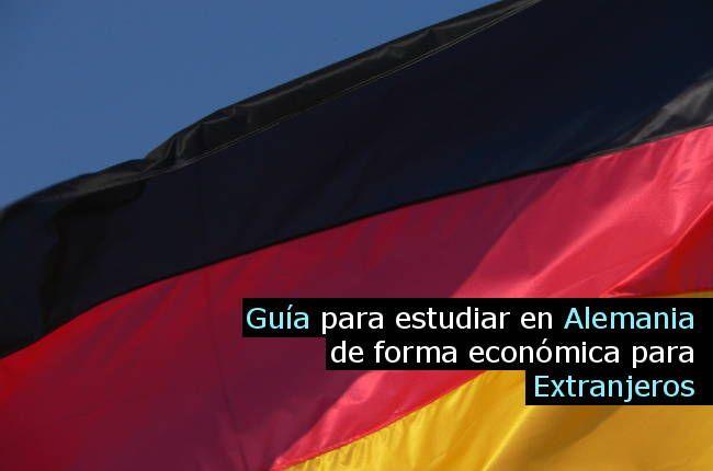 Guía para estudiar en Alemania de forma económica para extranjeros www.trabajarporelmundo.org