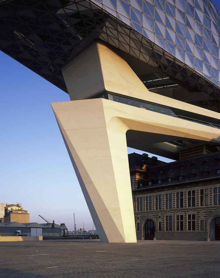 Gallery of Antwerp Port House / Zaha Hadid Architects - 2