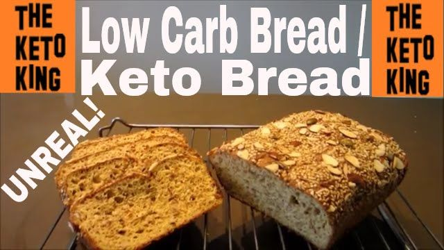 Low Carb Bread   Keto Bread   Banting Bread – the ONLY bread recipe you ...