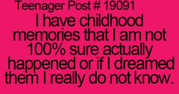 Omg I thought I was the only one with this prob | funny | Pinterest | Teen posts, Posts and Teenagers