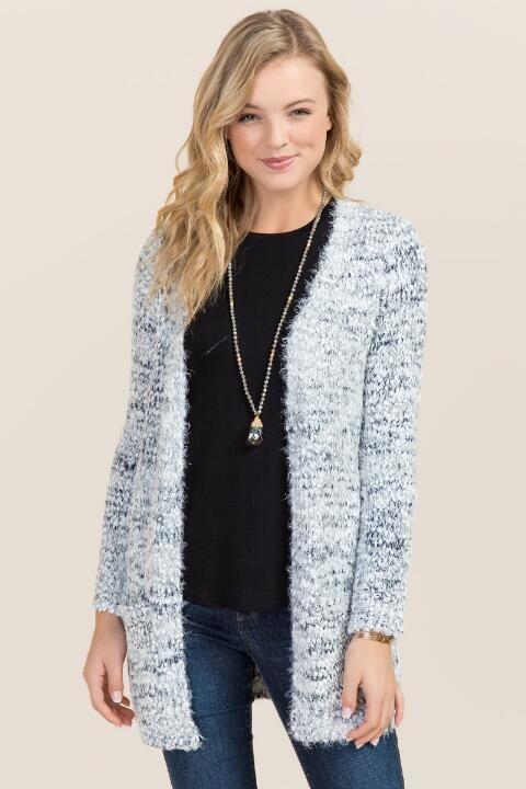 Piper Popcorn Sweater Wrap