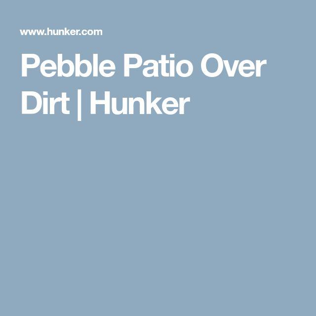 Best 25+ Pebble patio ideas on Pinterest | River rock ...