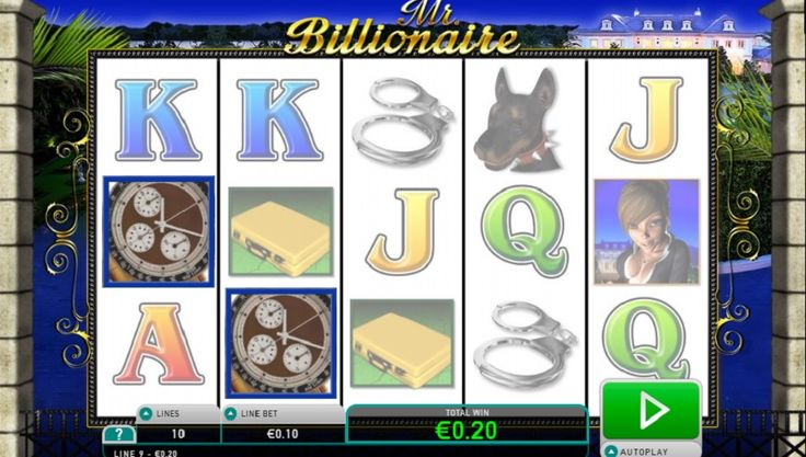 Vaše sny se nyní stanou skutečností díky Video automatu Mr Billionaire #hraciautomat #zdarma #jackpot